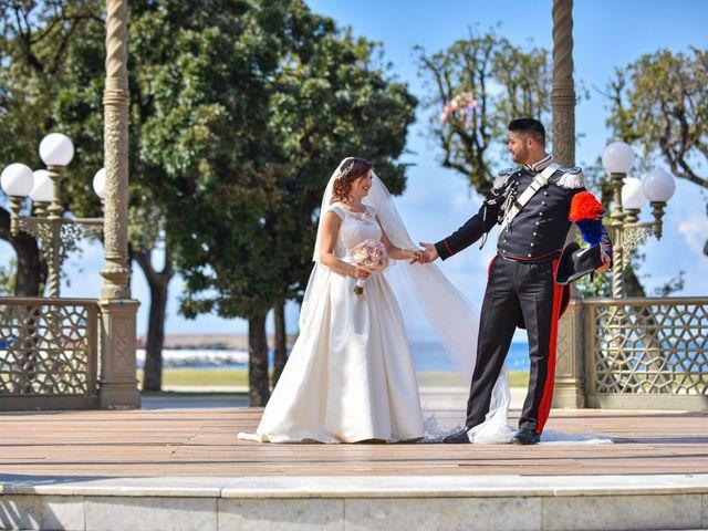 Il matrimonio di Luca e Doride a Castellammare di Stabia, Napoli 39
