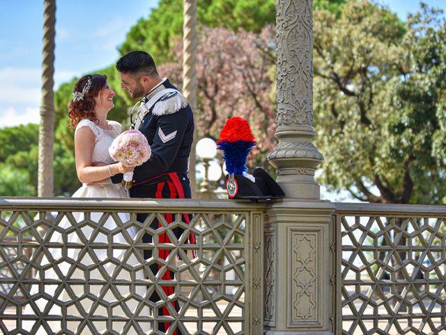 Il matrimonio di Luca e Doride a Castellammare di Stabia, Napoli 41
