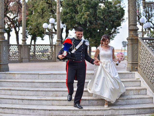 Il matrimonio di Luca e Doride a Castellammare di Stabia, Napoli 43
