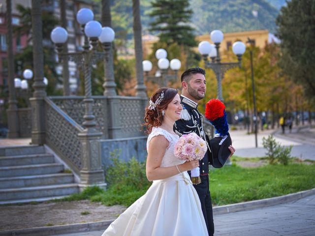 Il matrimonio di Luca e Doride a Castellammare di Stabia, Napoli 44
