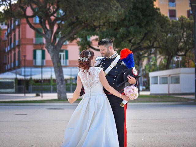 Il matrimonio di Luca e Doride a Castellammare di Stabia, Napoli 46