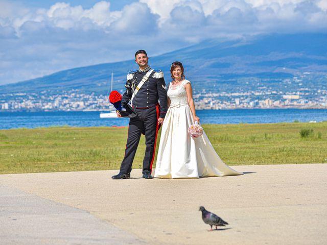 Il matrimonio di Luca e Doride a Castellammare di Stabia, Napoli 49