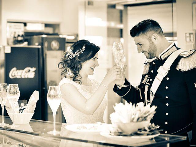 Il matrimonio di Luca e Doride a Castellammare di Stabia, Napoli 56