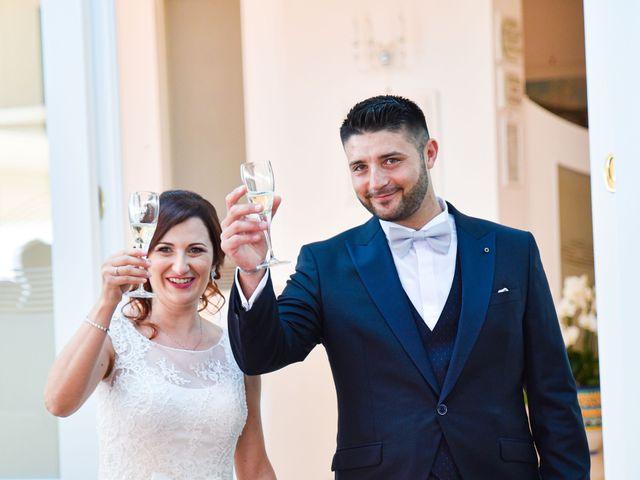 Il matrimonio di Luca e Doride a Castellammare di Stabia, Napoli 57