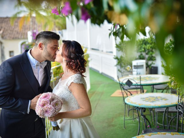 Il matrimonio di Luca e Doride a Castellammare di Stabia, Napoli 58