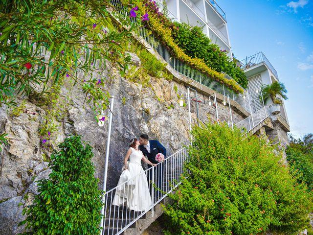 Il matrimonio di Luca e Doride a Castellammare di Stabia, Napoli 60
