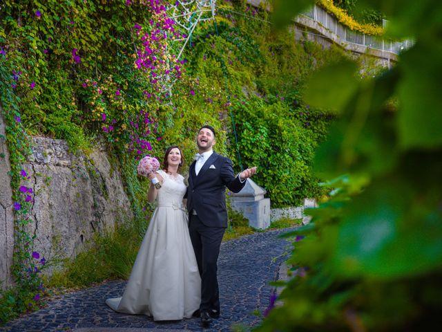 Il matrimonio di Luca e Doride a Castellammare di Stabia, Napoli 61