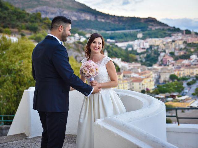 Il matrimonio di Luca e Doride a Castellammare di Stabia, Napoli 62