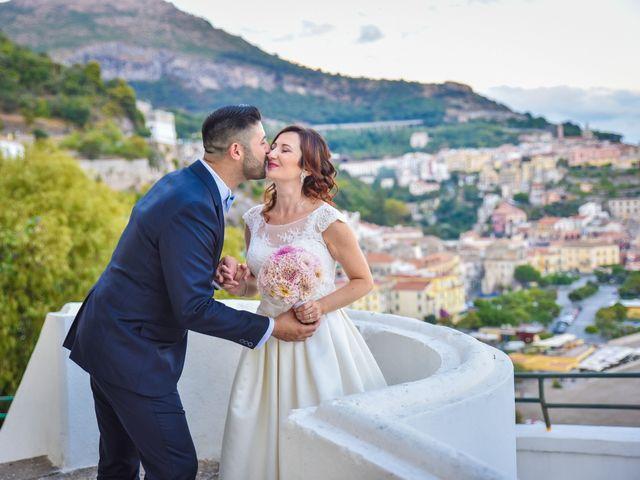 Il matrimonio di Luca e Doride a Castellammare di Stabia, Napoli 63