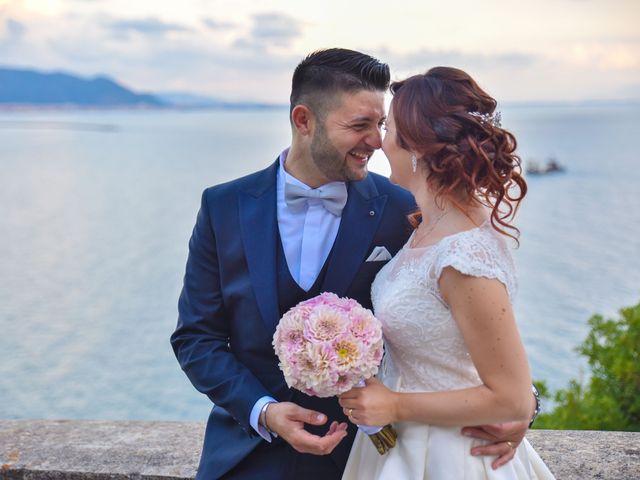 Il matrimonio di Luca e Doride a Castellammare di Stabia, Napoli 64