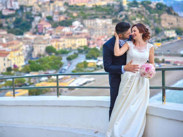 Il matrimonio di Luca e Doride a Castellammare di Stabia, Napoli 66