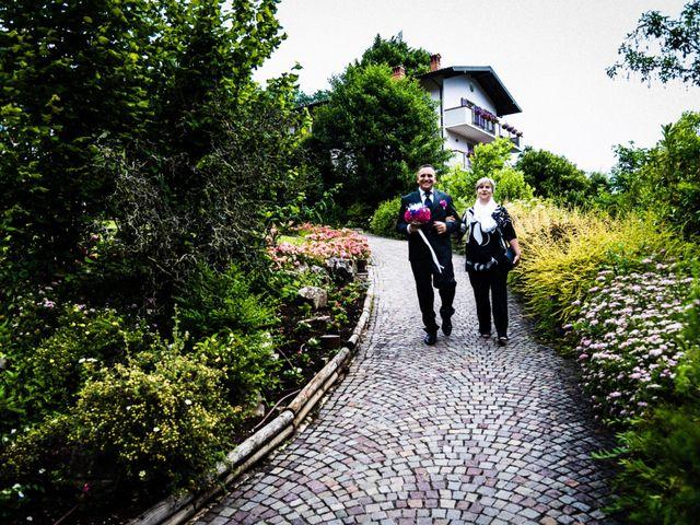 Il matrimonio di Marco e Elena a Gandosso, Bergamo 6