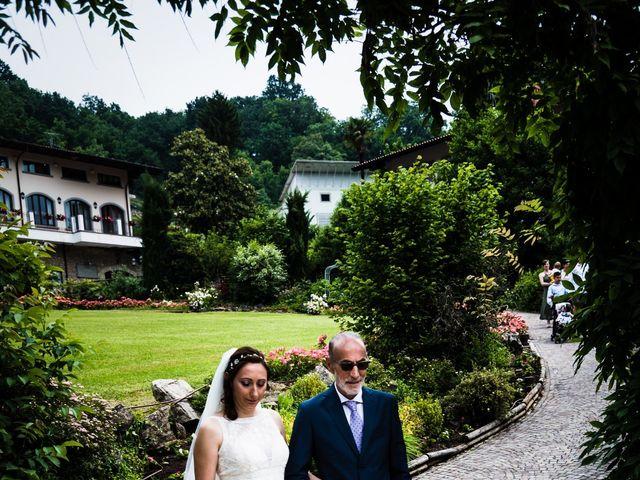 Il matrimonio di Marco e Elena a Gandosso, Bergamo 8