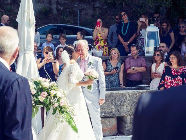 Il matrimonio di Riccardo e Maria a Rocca di Papa, Roma 15