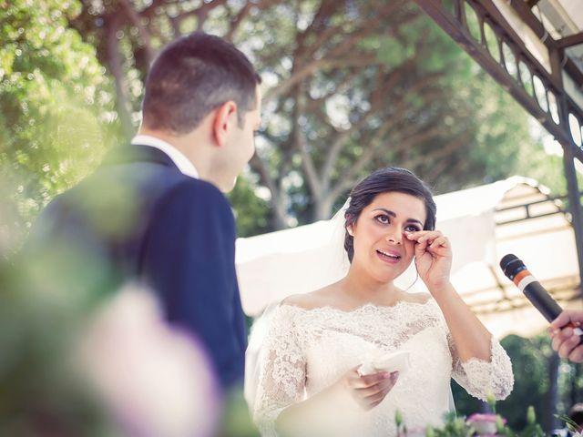 Il matrimonio di Riccardo e Maria a Rocca di Papa, Roma 17