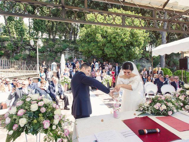 Il matrimonio di Riccardo e Maria a Rocca di Papa, Roma 19