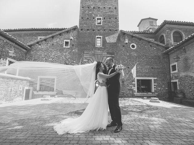 Il matrimonio di Riccardo e Maria a Rocca di Papa, Roma 21