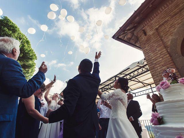 Il matrimonio di Riccardo e Maria a Rocca di Papa, Roma 26