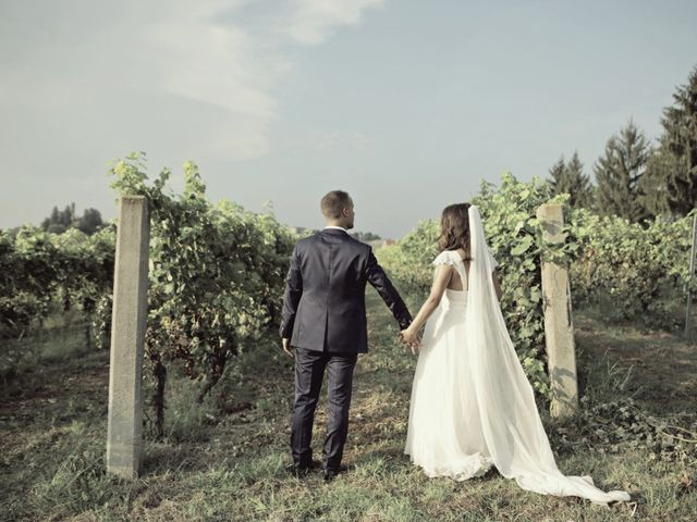 Il matrimonio di Daniele e Orietta a Costigliole d'Asti, Asti 9