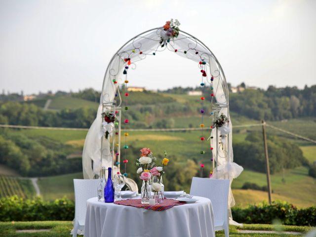 Il matrimonio di Daniele e Orietta a Costigliole d'Asti, Asti 17