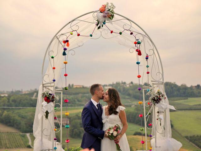 Il matrimonio di Daniele e Orietta a Costigliole d'Asti, Asti 19