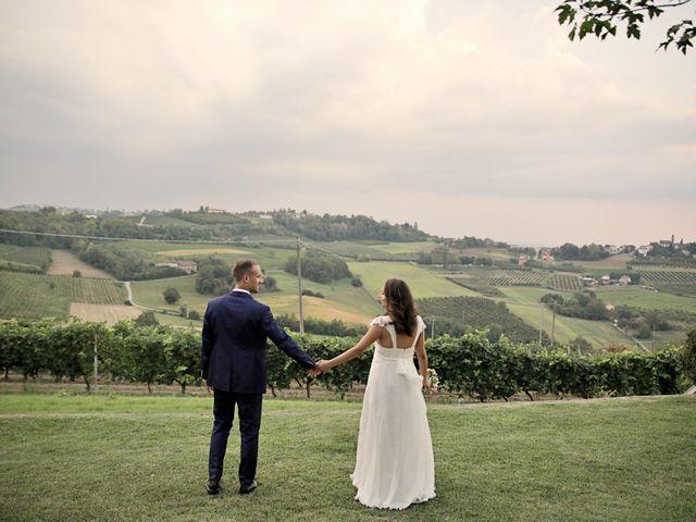 Il matrimonio di Daniele e Orietta a Costigliole d'Asti, Asti 20