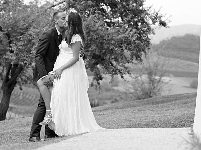 Il matrimonio di Daniele e Orietta a Costigliole d'Asti, Asti 23