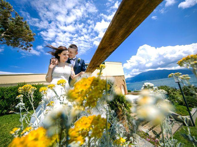Il matrimonio di Salvatore e Francesca a Napoli, Napoli 33