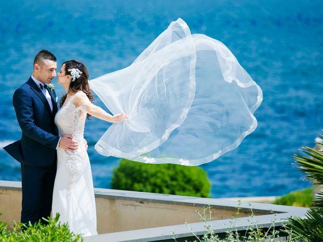 Il matrimonio di Salvatore e Francesca a Napoli, Napoli 34
