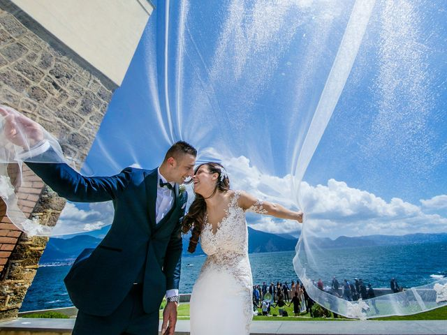 Il matrimonio di Salvatore e Francesca a Napoli, Napoli 35