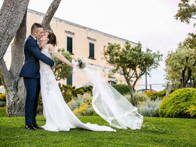 Il matrimonio di Salvatore e Francesca a Napoli, Napoli 38