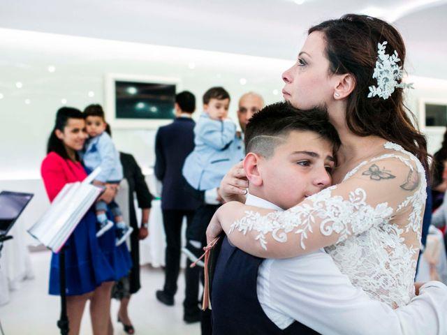 Il matrimonio di Salvatore e Francesca a Napoli, Napoli 41