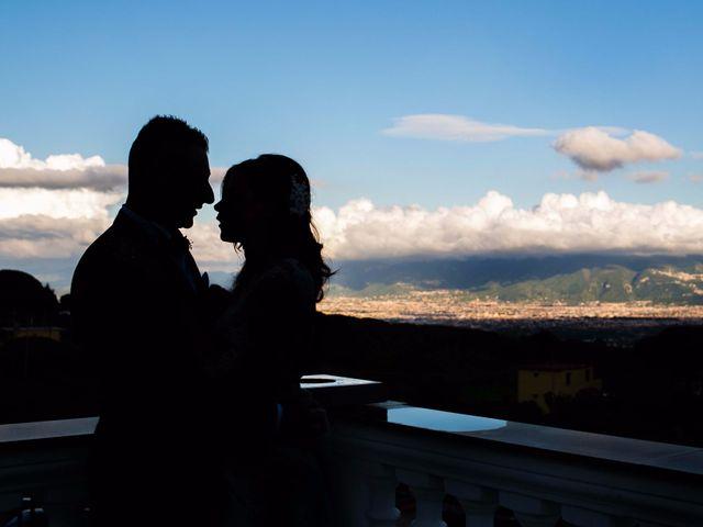 Il matrimonio di Salvatore e Francesca a Napoli, Napoli 48