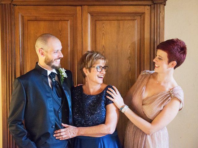 Il matrimonio di Fabio e Micaela a Truccazzano, Milano 8
