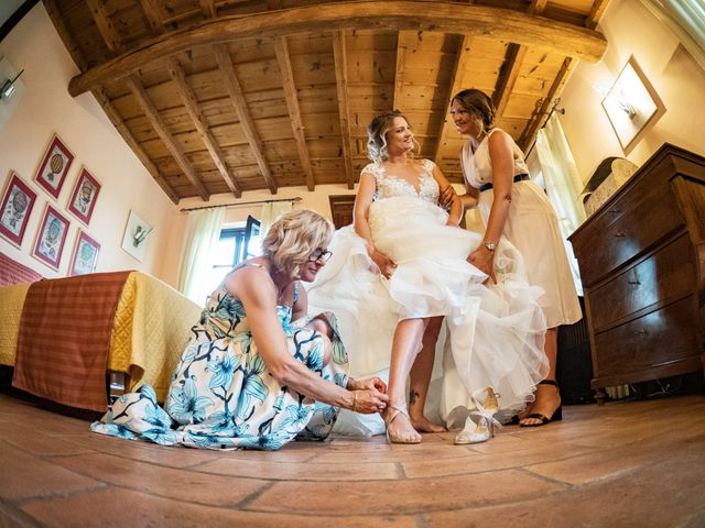 Il matrimonio di Fabio e Micaela a Truccazzano, Milano 15