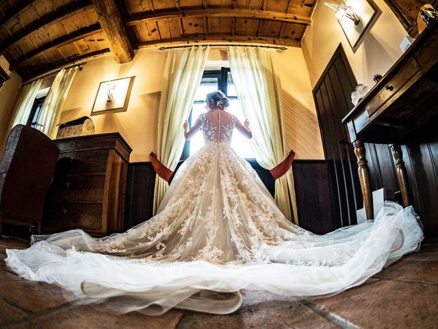 Il matrimonio di Fabio e Micaela a Truccazzano, Milano 18