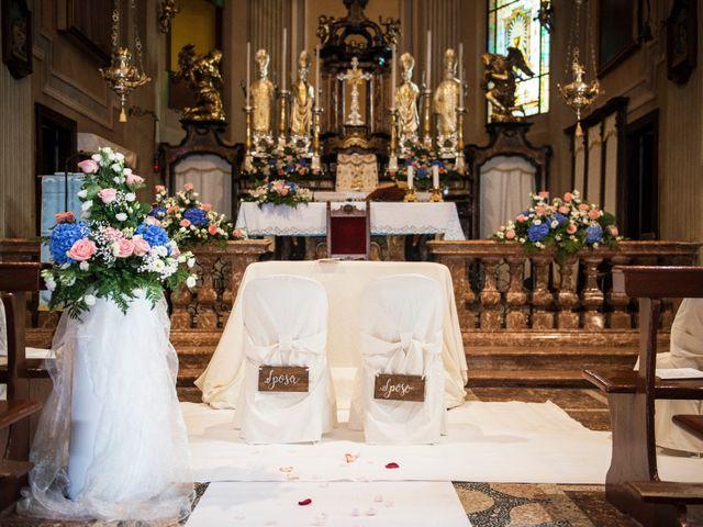 Il matrimonio di Fabio e Micaela a Truccazzano, Milano 21