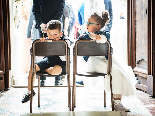 Il matrimonio di Fabio e Micaela a Truccazzano, Milano 22