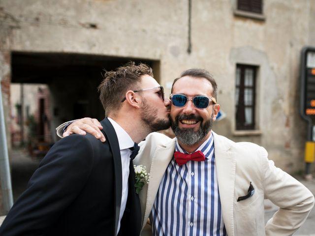 Il matrimonio di Fabio e Micaela a Truccazzano, Milano 23