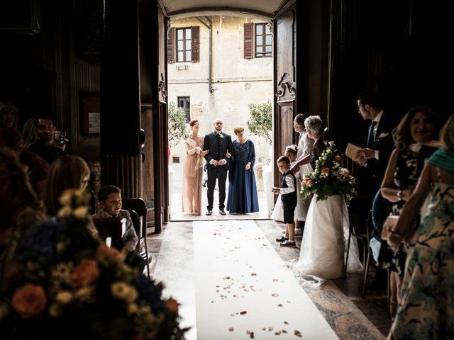 Il matrimonio di Fabio e Micaela a Truccazzano, Milano 24