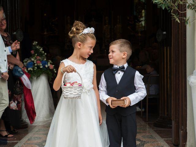 Il matrimonio di Fabio e Micaela a Truccazzano, Milano 25