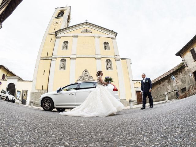Il matrimonio di Fabio e Micaela a Truccazzano, Milano 27