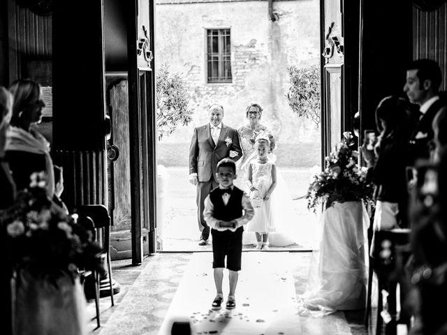 Il matrimonio di Fabio e Micaela a Truccazzano, Milano 28