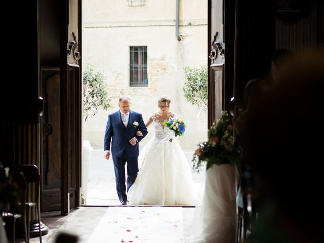 Il matrimonio di Fabio e Micaela a Truccazzano, Milano 29