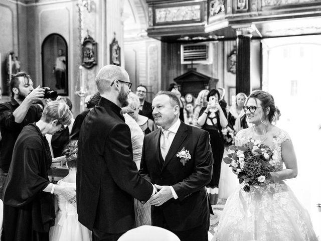 Il matrimonio di Fabio e Micaela a Truccazzano, Milano 30