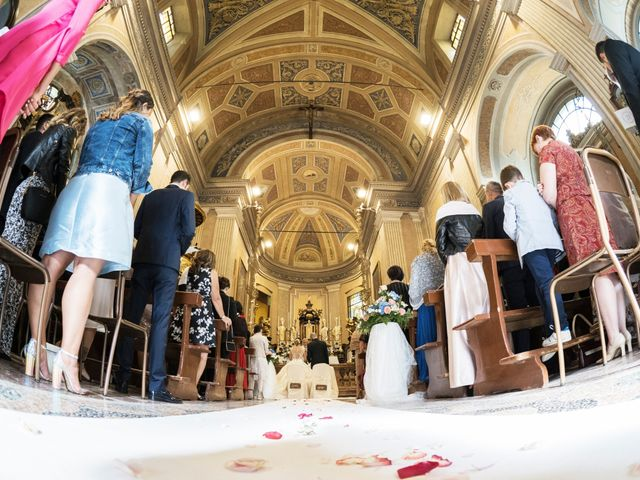 Il matrimonio di Fabio e Micaela a Truccazzano, Milano 31