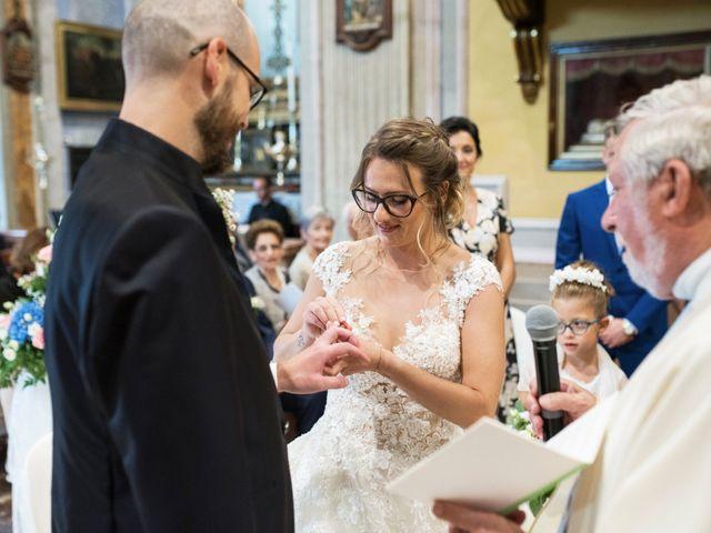 Il matrimonio di Fabio e Micaela a Truccazzano, Milano 32