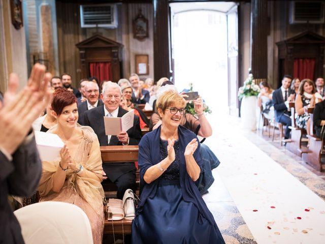 Il matrimonio di Fabio e Micaela a Truccazzano, Milano 33