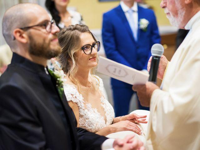 Il matrimonio di Fabio e Micaela a Truccazzano, Milano 34