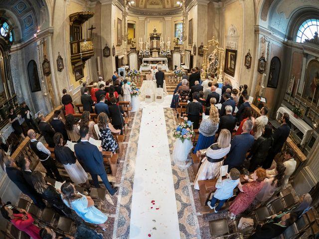 Il matrimonio di Fabio e Micaela a Truccazzano, Milano 35